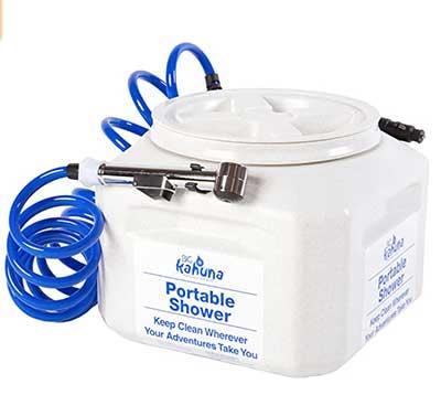 Big Kahuna Portable Shower (4.7 Gallons)