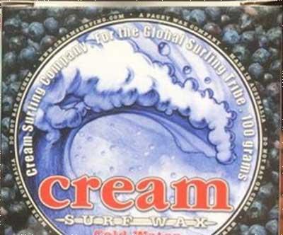 Cream Surf Wax