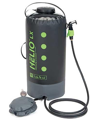 Nemo Helio™ LX Pressure Shower