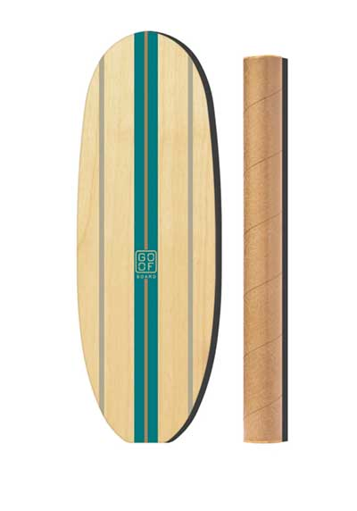 Goofboard Classic Log - Birch