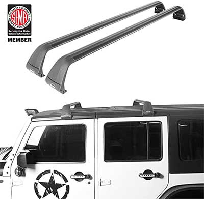 Hooke Road Roof Rack Cross Bars