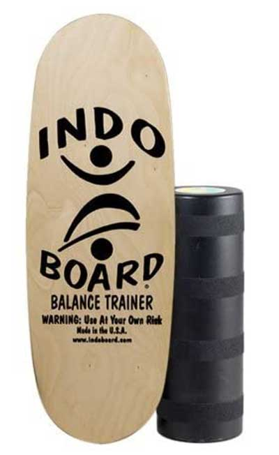 INDO BOARD Pro Balance Board with Roller