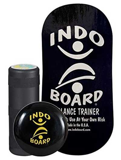 INDO BOARD Rocker Balance Board Package