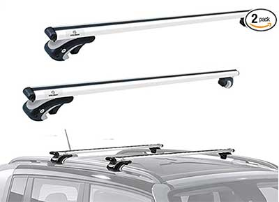 "YITAMOTOR 54"" Universal Roof Rack Cross Bars"