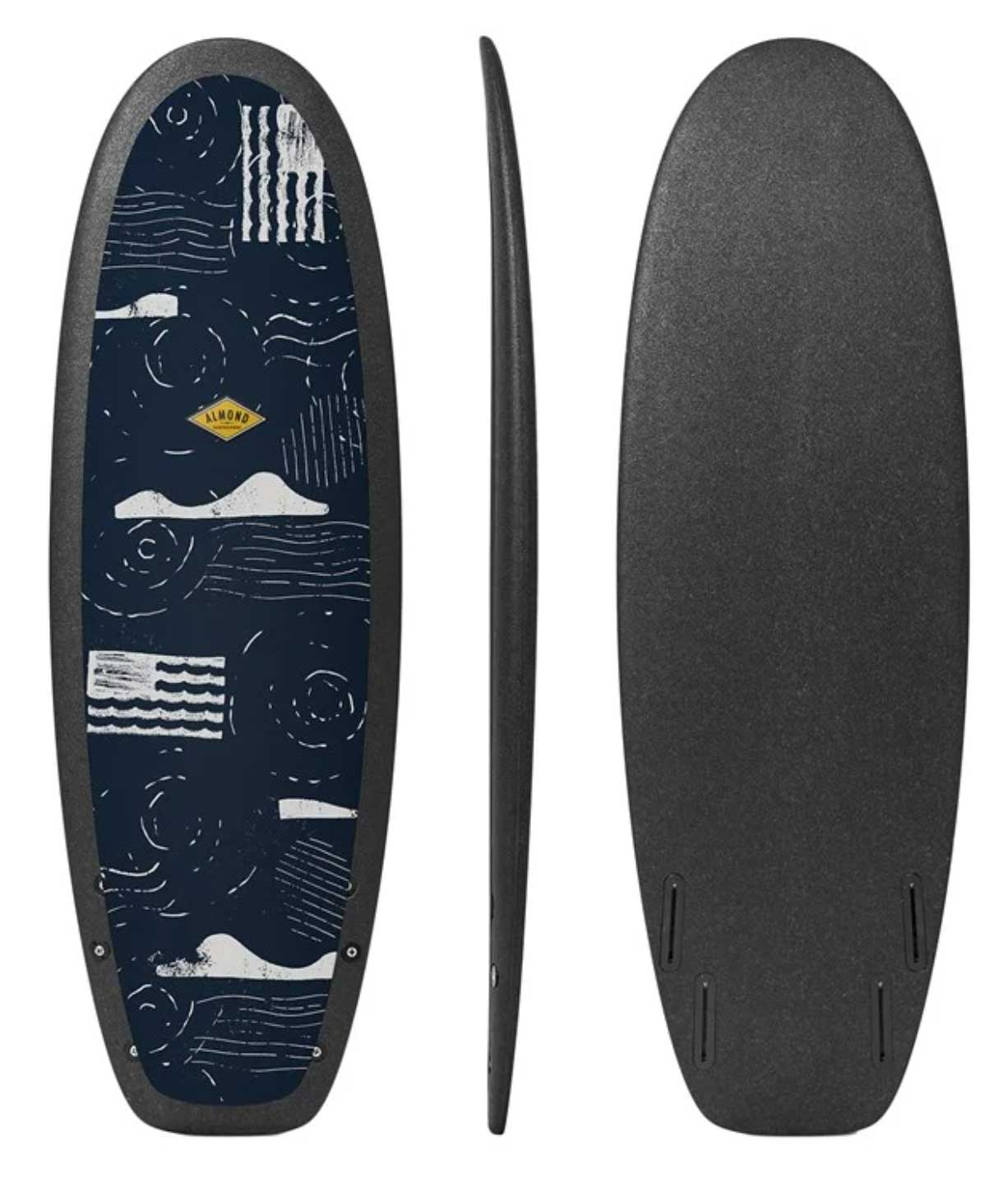 "Almond Surfboards R-Series 5'4"" Secret Menu Surfboard"