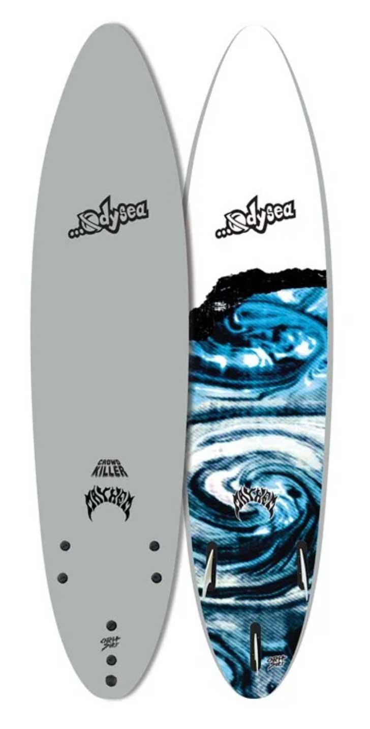 Catch Surf Odysea x Lost Crowd Killer 7'2 Surfboard