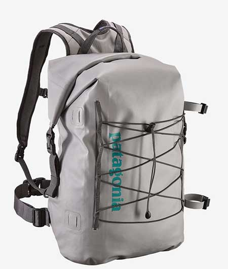 Storm Front Roll Top 45L Backpack