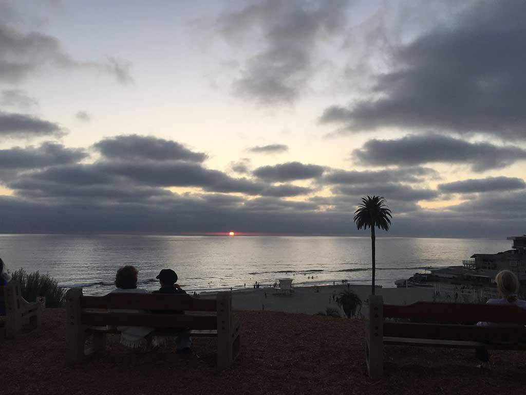 Moonlight Beach - Encinitas, CA