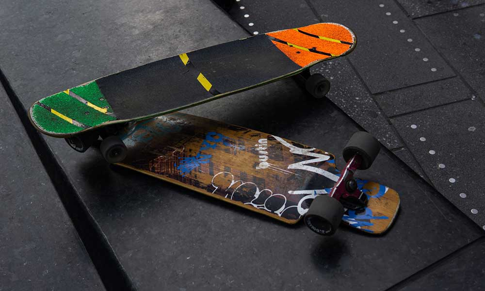 types-of-skateboards